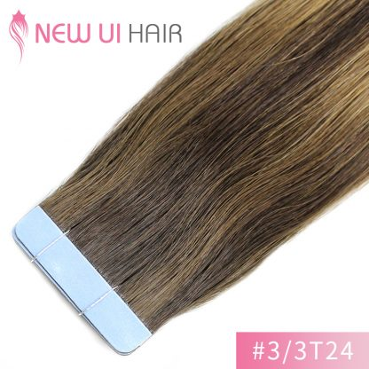 #3-3T24 tape hair