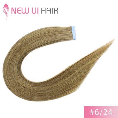 #6-24 tape hair