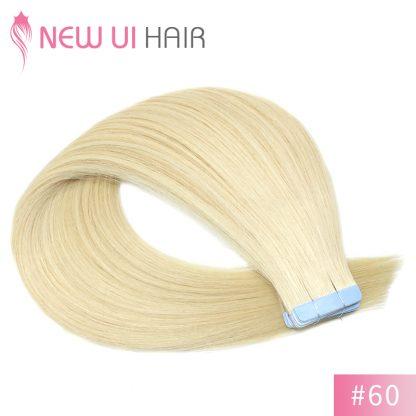 #60 tape hair