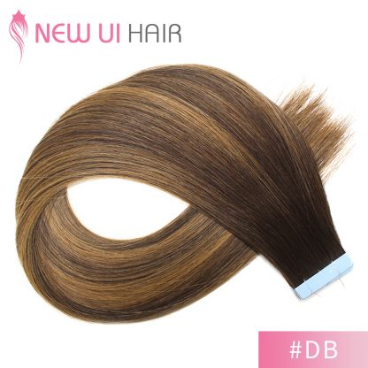 #DB tape hair