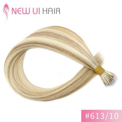 #P613-10 nano ring hair