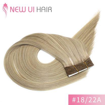 #18-22A weft hair