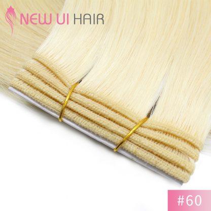 #60 weft hair