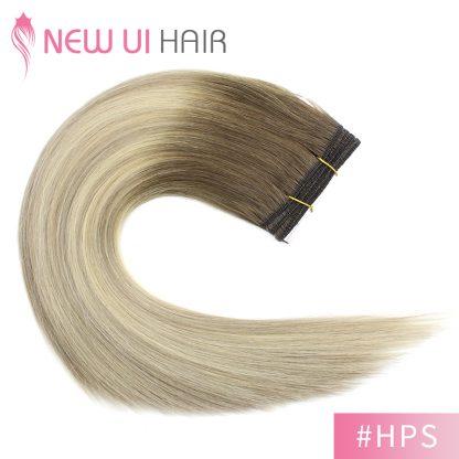 #HPS weft hair