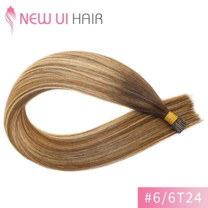 #6-6T24 I TIP HAIR