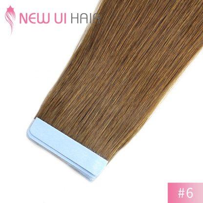 #6 tape hair
